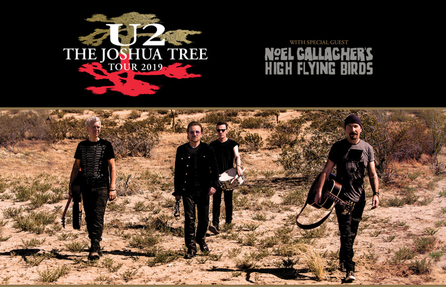 U2start com | Joshua Tree 2019 Tour - General discussions