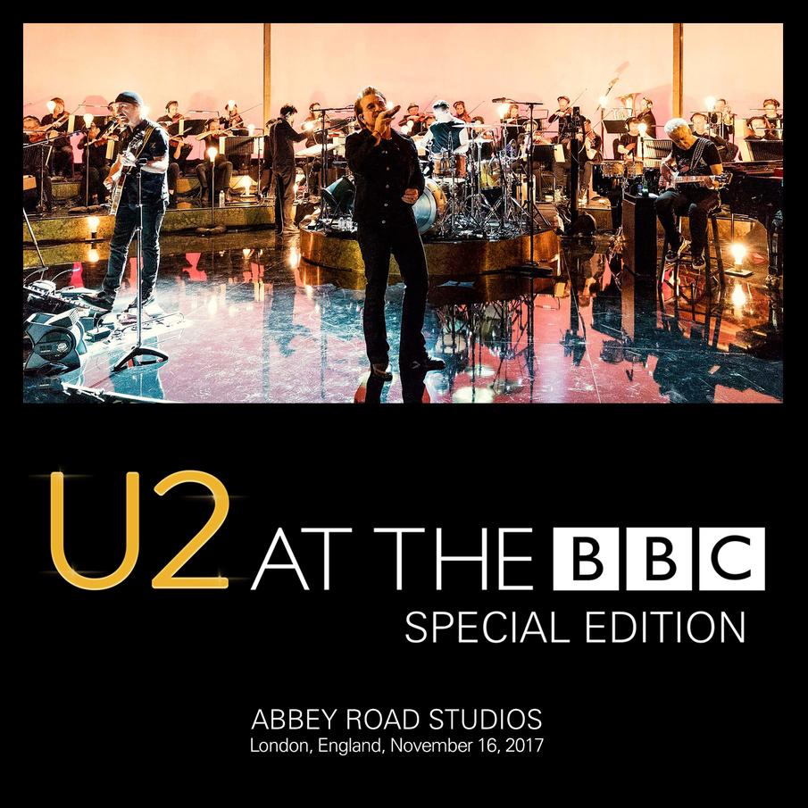 U2start com   U2 at the BBC / Abbey Road special